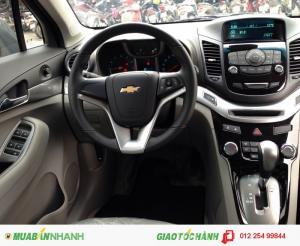 Chevrolet Orlando 2016 hoàn hảo cho mọi gia đình