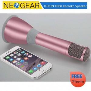 Mic Bluetooth hát Karaoke trên Điện thoại