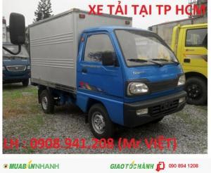 Xe tải nhẹ giá cả hấp dẫn , chất lượng đảm bảo