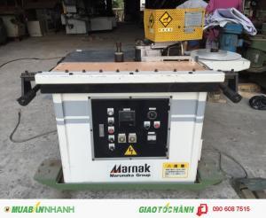 Cần bán máy dán cạnh bán tự động - Marunaka