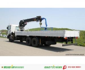 Xe tải Hyundai HD250 13.5 Tấn, động cơ bền bỉ, giá tốt, tiết kiệm nhiên liệu