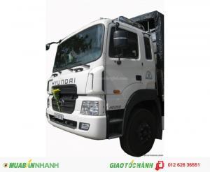 Xe tải thùng bạt, kín, đông lạnh Hyundai HD250 14 tấn