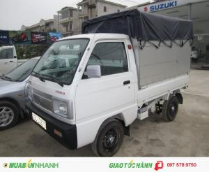 Cần bán Suzuki 5 tạ , 500kg thùng mui bạt...