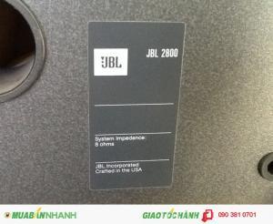 Bán chuyên Loa Jbl 2800 hàng bãi tuyển chọn từ usa về , đẹp