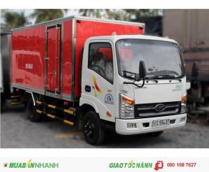Xe tải veam vt200 1 tấn 9 động cơ hyundai - xe tải veam 1 tấn 9 xe chạy vào giờ cấm