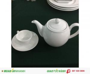Bán Bộ ấm trà Camelia 0,5L MinhLong
