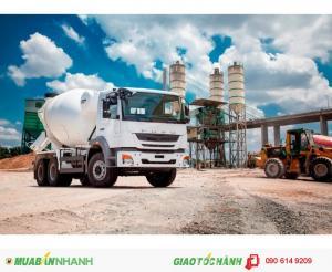 Bán các dòng xe tải ben Fuso chiết khấu giá cao, giá tốt