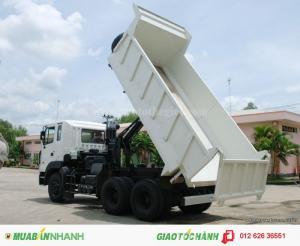 Bán xe tải tự đỗ Hyundai HD 270, xe nhập, giá tốt giao xe toàn quốc