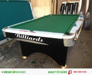 2. Billiards Trịnh Uyển sản xuất sản phẩm với số lượng lớn vì vậy bạn có thể nhận được hàng trong thời gian sớm nhất.