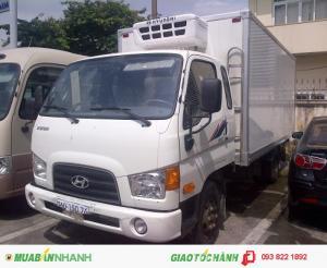 Hyundai hd72 đông lạnh,nhập khẩu nguyên chiếc, hỗ trợ phí trước bạ