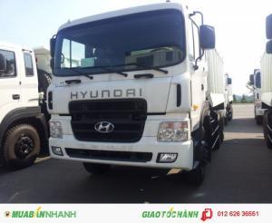 Bán xe tải ben Hyundai 270 15 tấn 2016, giá rẻ cạnh tranh, giao xe ngay