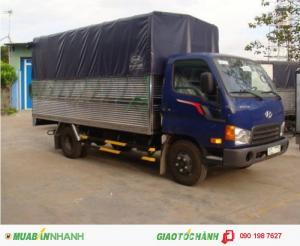 Xe tải hyundai hd800 - xe tải hd800 - xe tải new mighty hd800 8 tấn động cơ hyundai thùng dài 5m1
