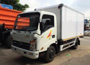 Xe tải veam VT252 2 tấn 4 xe chạy được vào giờ cấm tải