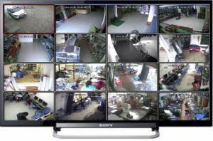 Lắp hệ thống camera giám sát Full HD xem qua điện thoại cho gia đình, cửa hàng, cơ quan