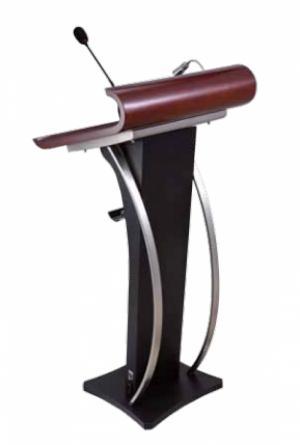 BỤC PHÁT BIỂU BẰNG GỖ Mã sản phẩm: H7P4T1L6 - HOSPITALITY Kích thước: L490 x W490 x H1165 mm Chất liệu: gỗ, inox Xuất xứ: Hàng nhập khẩu Bục phát biểu