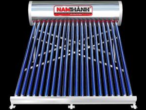 Máy nước nóng Năng lượng mặt trời - Loại phi 58, 20 ống