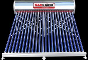 Máy nước nóng Năng lượng mặt trời - Loại phi 58, 24 ống