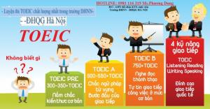Luyện thi Toeic chất lượng nhất tại Hà Nội
