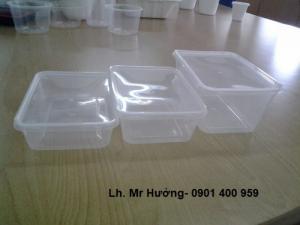 hộp vuông đựng thực phẩm
