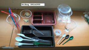 Hộp nhựa dùng 1 lần tại Hà Nội