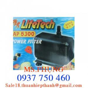 Máy bơm hồ cá Lifetech AP 5300 80W giá 390,000
