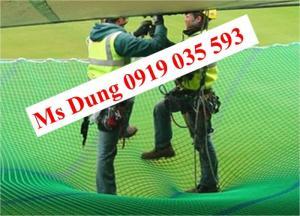 Lưới an toàn máng trượt khu vui chơi
