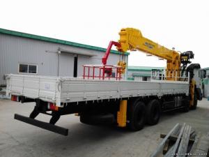 Bán xe tải Hyundai HD320 thùng 19 Tấn 2016 – giá 1900 triệu
