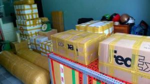 Nhận gửi hàng đi Malaysia giá rẻ, chi phí chuyển phát nhanh mỹ phẩm đi Malaysia bao thuế