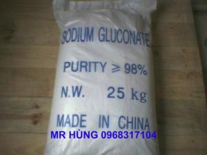 Sodium Gluconate ,