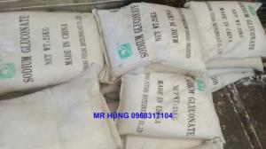 Sodium Gluconate , Natri Gluconate, C6H11NaO7