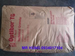 Acid Boric, H3BO3