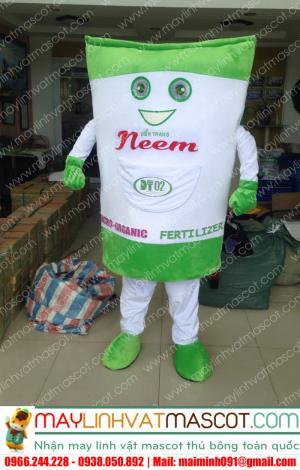 May Mascot Linh Vật Mô Hình Thương Hiệu Công Ty