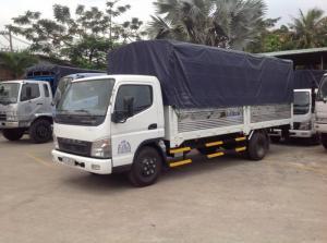 Bán các dòng xe tải Mitshubishi Fuso giá tốt