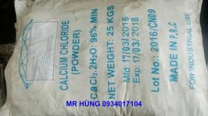 Calcium Chloride,