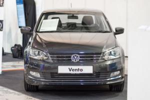 Xe Volkswagen Vento GP nhập khẩu nguyên chiếc