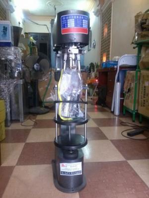 Chuyên bán máy xoáy nắp chai, máy chiết rót bằng tay, tự động, bán tự động