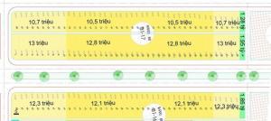 Ngày 6/09 sunland mở bán trục chính hàng cau đảo vip hòa xuân, giá từ 966 tr/100m2, ck 8%