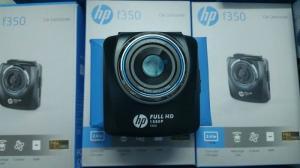 Camera hành trình HP -F350 (full hd, 1.9f, len 140 độ)