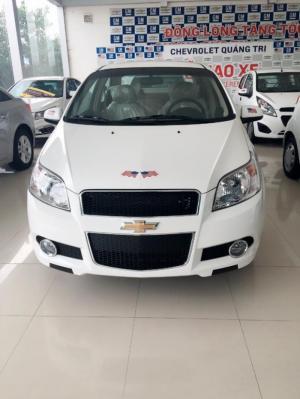 Bán Chevrolet Aveo LT đời 2016, màu trắng, khuyến mãi lớn, quà tặng hấp dẫn