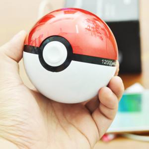 Sạc dự phòng Pokemon Go thiết kế Pokeball độc...