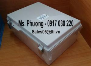 Vỏ tủ Điện Nhựa lắp đặt thiết bị kín nước, Tủ điện chống nước Boxco/ Korea