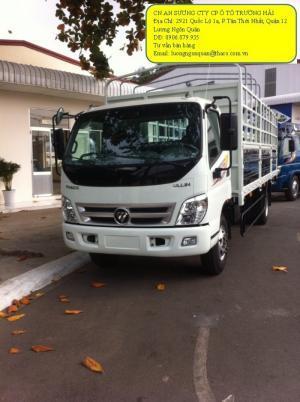 Xe tải Thaco ollin 700B thùng dài 6m2