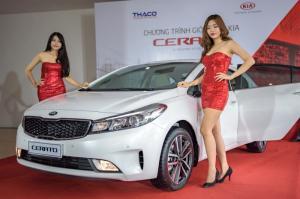 Kia Quảng Ninh khuyến mại đặc biệt cho Kia Cerato 2017 tháng 2, giá chỉ còn 633trd