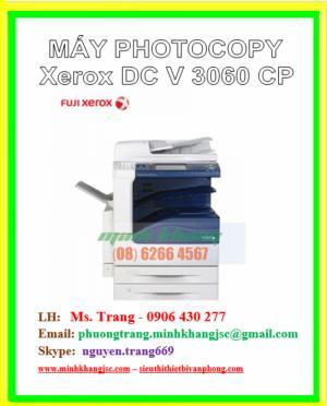 Máy photocopy Fuji Xerox 3060CPS giá rẻ
