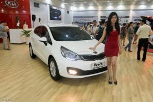 Kia Rio - nguyên bản nhập từ Hàn Quốc - ưu đãi giá sàn tốt nhất cho khách hàng tại Quảng Ninh
