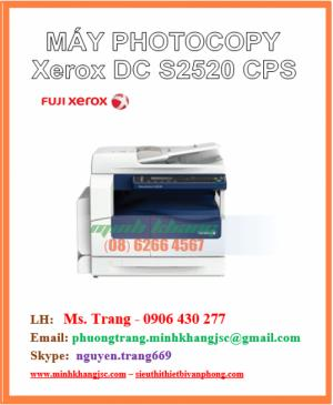 Máy photcopy Fuji Xerox S2520 giá rẻ