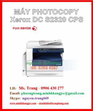 Máy photocopy Xerox S2320CPS