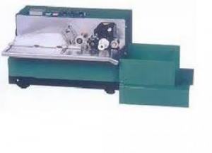 Máy in date liên tục MY-380, máy in date tự động, máy in date trên tem nhãn.