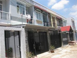 Bán nhà 1 lầu, DT 4m x 14m, hẻm 382 Huỳnh Tấn...
