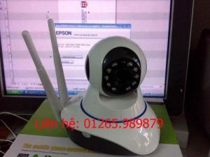 Lắp đặt camera thông minh không dây tại Vĩnh Long
